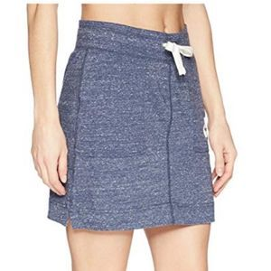 NEW Nike Gym Vintage Skirt Heather Blue Small NWT